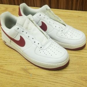 Size 11 Air force ones